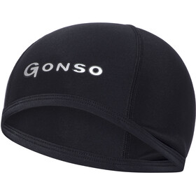 Gonso Helmmütze Kinder black